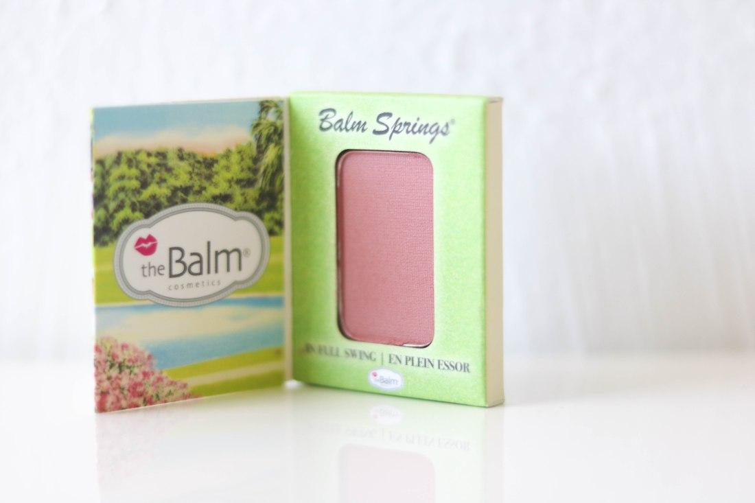 Ipsy theBalm Balm Springs