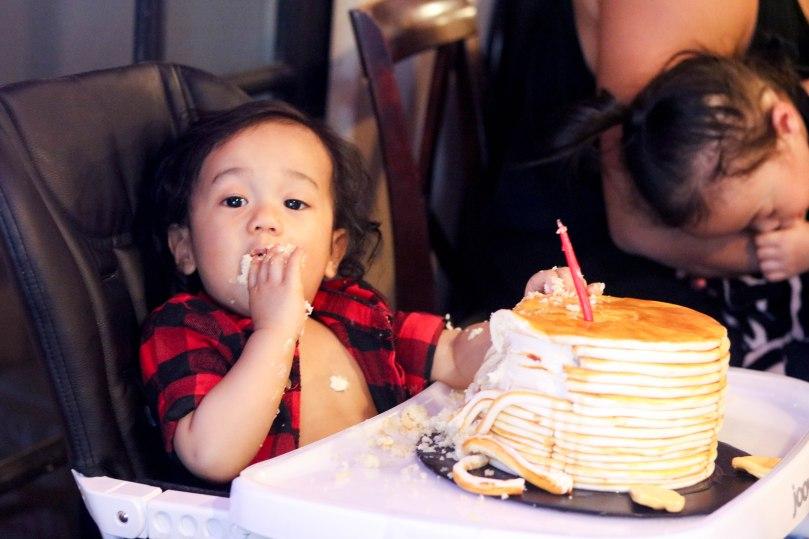 Lumberjack Pancake Cake_2