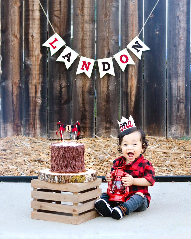 Lumberjack Theme Birthday