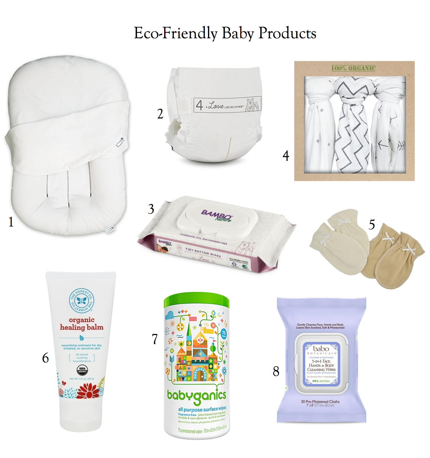 EcoFriendlyBabyProducts
